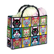 Tasche Katzen.