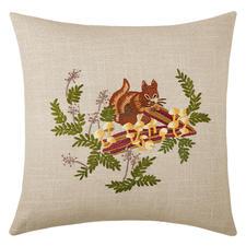 Kissen, Eichhörnchen