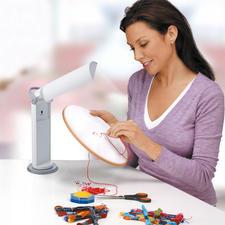 Tragbare Tageslichtleuchte mit Easy-Twist™ Der Spezialist für Tageslicht-Lampen.
