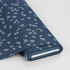 "Meterware Denim Prints ""Ditsy Abrasion"" Angesagter Denim-Style aus den USA"