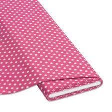 "Meterware ""Stars"", Pink Rosé & Bleu – Die Trendfarben des Jahres"