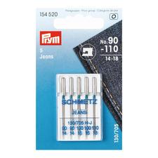 Prym Jeans-Nähmaschinennadeln Hochwertiges Zubehör für Ihr Hobby Nähen