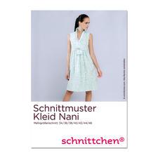 """Schnittmuster """"Kleid Nani"""" Die genialen Schnittmuster von schnittchen®"""