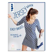 "Buch ""Jersey nähen – Easy Basics"""