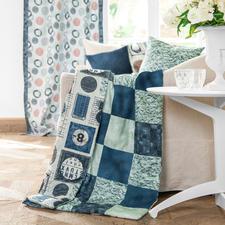 Näh-Idee - Vorhang Mint Vorhang: Näh-Idee aus dem Buch - Neues aus dem Nähmaschinen-Atelier