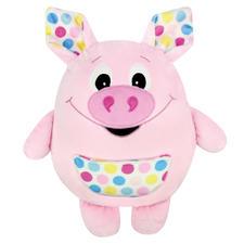 Nähpackung - Schwein Landolin Kullaloo – Zuckersüße Kuschelfreunde zum Selbernähen