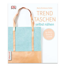 "Buch ""Trendtaschen selbst nähen""."