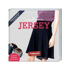 "Buch - DaWanda Lieblingsstücke Jersey Buch ""DaWanda Lieblingsstücke Jersey"""