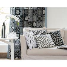 """Näh-Idee """"Vorhang Black & White"""" Vorhang: Näh-Idee aus dem Buch """"Neues aus dem Nähmaschinen-Atelier"""""""