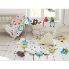 """Kissen: Näh-Idee aus dem Buch """"Meine kreative Nähwelt"""". Plaid & Krabbeldecke: Näh-Ideen aus dem Buch """"Selbst gemachte Babysachen"""". Ordnungshüter: Näh-Idee aus dem Buch """"Mama & ich – Nähen"""""""