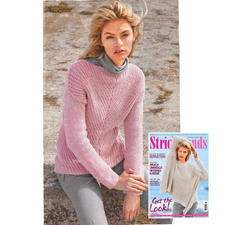 Volume Knit aus Stricktrends 3/16