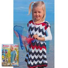 Matrosen-Kleidchen aus Verena Special V 193