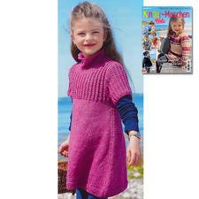 Tunika aus Sabrina SK 028 Kinder-Maschen