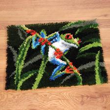 Wandbehang - Kleiner Frosch