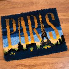 """Wandbehang """"Paris"""""""