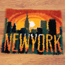 "Wandbehang - New York Wandbehang ""New York"""