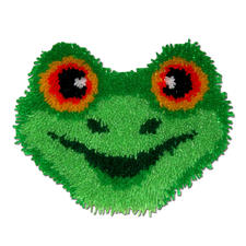 Frosch-Kissen