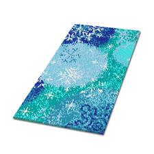 """Teppich """"Dalarna"""" Teppich mit winterlichen Motiven"""