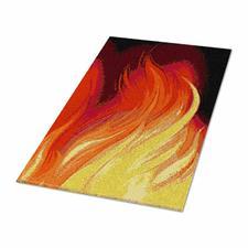 """Teppich """"Feuer"""""""
