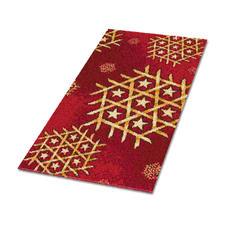 """Teppich """"St. Moritz"""" Teppich mit weihnachtlichen Motiven"""