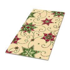 """Teppich """"Weihnacht"""" Teppich mit weihnachtlichen Motiven"""