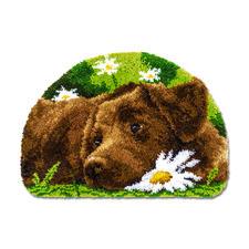 """Fußmatte """"Labby"""" Tierisch gut – Alles rund um den Hund."""