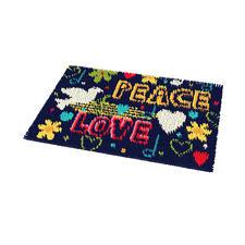 "Fußmatte ""Peace"""