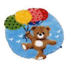 Formteppich - Fliegender Bär