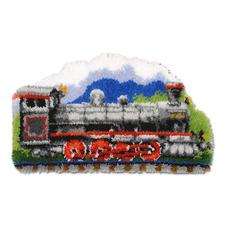 """Formteppich """"Eisenbahn"""""""