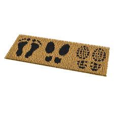 Fußmatte - Stepps Pflegeleichte Fußmatten.