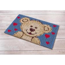 """Fußmatte """"Teddy"""" Pflegeleichte Fußmatten."""