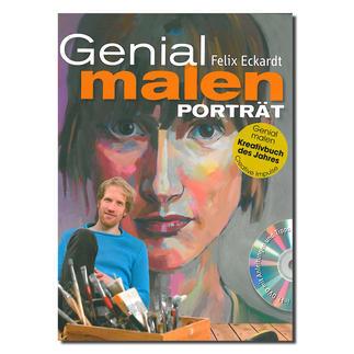 Buch Felix Eckardt - Genial malen – Porträt
