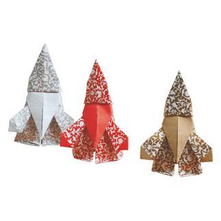 Bastel-Set - Weihnachtswichtel Zauberhafte Papierdekorationen