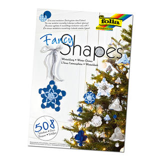 Fancy-Shapes-Sets, Weihnachten Fancy-Shapes-Sets