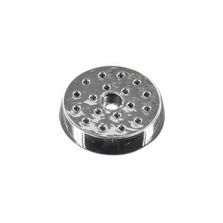 Abschlussplatte Prachtvolle Kugelsterne aus Perlen in 3D - mit der neuen Zauberperle.