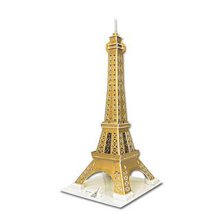 3D-Bauwerk - Eiffelturm