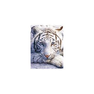 Puzzle - Weißer Tiger