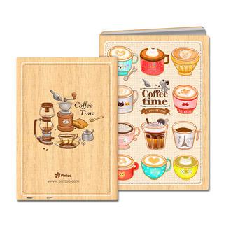 Puzzle-Umschlag - Coffee Time Puzzle-Umschläge