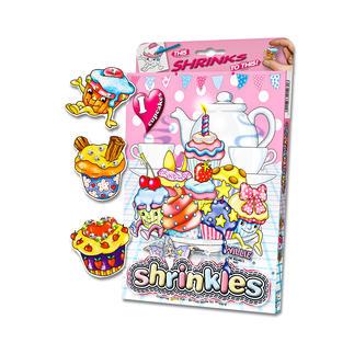 Komplettpackung Shrinkles - Cupcakes Shrinkles
