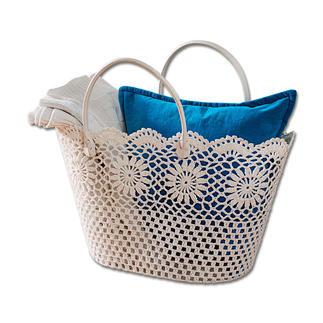 Tasche in trendiger Häkeloptik Häkeltasche
