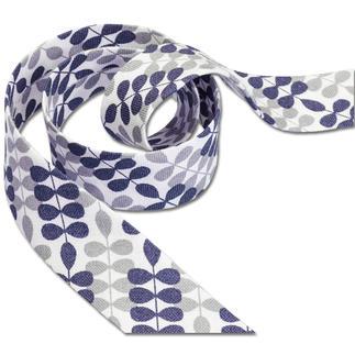 Schrägbänder - Long Island Farblich ideal aufeinander abgestimmte Bänder.