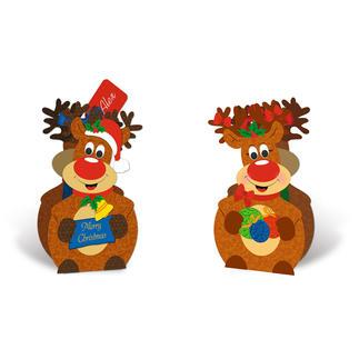 Geschenkboxen - Rentiere Originelle Geschenkboxen.