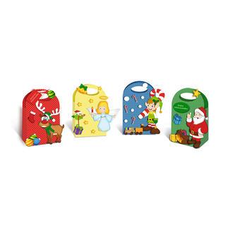Geschenkboxen - Weihnachtszeit Originelle Geschenkboxen.