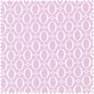 Stoffzuschnitt - Notting Hill, Ring Matte Pudertöne lassen klassische Muster unfassbar schön wirken.