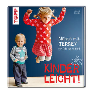 Buch - Nähen mit JERSEY – kinderleicht!