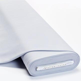 Meterware Uni-Baumwoll-Jersey - Hellgrau Baumwoll-Jersey – Der ideale Stoff für bequeme Shirts, Kleider und Kindermode.