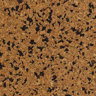 Korkstoff-Zuschnitt - Granulat natur