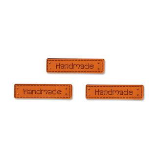 Kunstleder-Labels - Handmade I