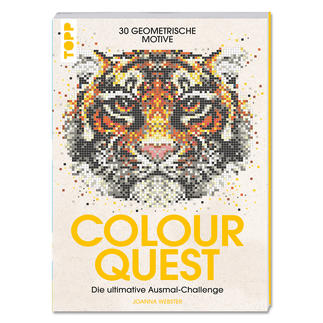 Buch - Color Quest