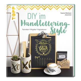 Buch - DIY im Handlettering-Style